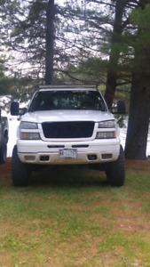 2004 lifted chevy 4x4