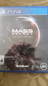 Mass effect Andromeda brand new sealed for trade