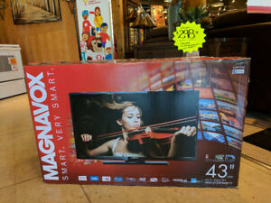 "Magnavox 43"" Smart LED/LCD TV - 43MV314X"