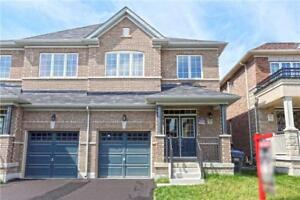 Spacious  4 Bedroom Semi For Sale In Caledon! Act Fast!