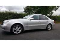 2007 Mercedes Benz E280 cdi May P/X