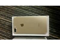 Iphone 7 plus 32gb gold. Unlocked To All Networks