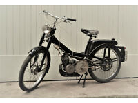 Raleigh moped RM9 vintage classic like Mobylette