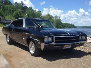 1969 Buick Skylark Custom 2 Door Coupe
