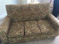 Retro sofa - collect from Filton