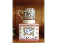 Emma Bridgewater William and Kate Wedding Mug