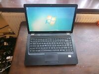 Compaq intel dual 2gb ram 250gb hhd laptop webcam hdmi excellent condition