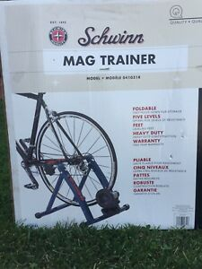 Bicycle trainer  new in box