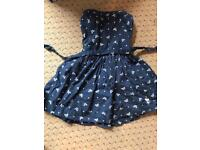 Abercrombie & Fitch cute dress size S