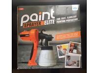Brand new paint sprayer
