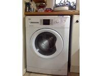 Beko WMB 81445 LW Washing Machine - White