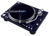 Stanton STR150 Turntables