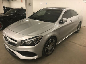 2017 Mercedes-Benz CLA 250 4MATIC DEMO / $529 Lease