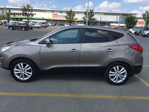 2010 Hyundai Tucson Limited Edition for sale