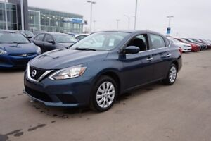 2016 Nissan Sentra 1.8S Accident Free,  Bluetooth,  A/C,
