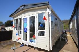 Static Caravan Dawlish Warren Devon 2 Bedrooms 6 Berth ABI Sunningdale 2017