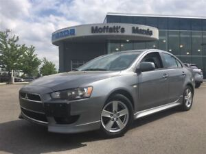 2014 Mitsubishi Lancer SE ALLOY WHEELS, BLUETOOTH, CRUISE