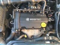 Vauxhall 1.4 twin port engine z14xep