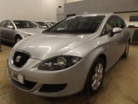 SEAT LEON ECOMOTIVE TDI, Grey, Manual, Diesel, 2009