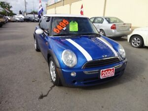 2006 MINI Classic Mini Classic Coupe (2 door) E-TESTED & CERT