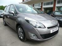 RENAULT SCENIC 1.5 EXPRESSION DCI EDC 5d AUTO 110 BHP (grey) 2011