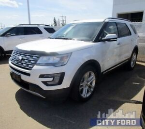 2016 Ford Explorer 4x4 4dr Limited