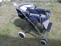 silver cross pram good condition £10