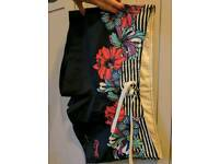 Animal boarding shorts Size M/12-14