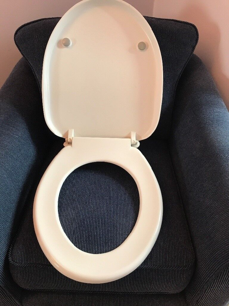 Brilliant Twyford Toilet Seat In Liphook Hampshire Gumtree Gmtry Best Dining Table And Chair Ideas Images Gmtryco