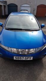 Genuine low mileage, only 55k. 2 owner car. Full years MOT. Clean car inside and out.