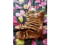 Ladies sandals size 8 BNWT