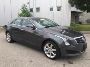2013 CADILLAC ATS AWD 3,6L NAVIGITION CAMERA 68KM SUNROOF