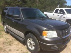 2003 Ford Expedition XLT LOADED 8 Passenger!