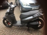 SYM HD 125 EVO SCOOTER Good condition one owner from new. Ideal first bike. Very economical.