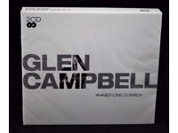 Glen Campbell - Rhinestone Cowboy Greatest Hits Box set - BRAND NEW