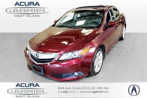 2014 Acura ILX Premium Package CUIR+TOIT+CAMÉRA+BLUETOOTH