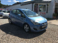 2012 61 HYUNDAI ix20 1.6 CRDi 115BHP BLUE DRIVE ACTIVE TURBO DIESEL 6 SPEED,FSH