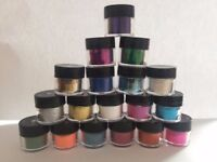 18 Imagination Young Nail Pots, Some Slightly Used But Most New