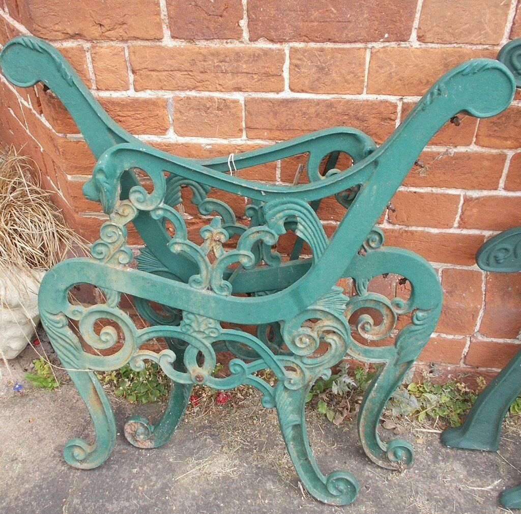 Garden seat ends lion heads on ends very heavyin Woodbury, DevonGumtree - Garden seat ends lion heads on ends very heavy iron ends you make up a lovely garden seat or bench. Some one who has time on your hands to do up