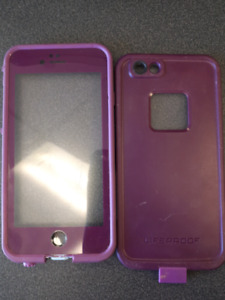 Authentic Lifeproof Fre Case Iphone 6/6s