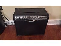 Line 6 spider 2. 75 watt amp and switch pedal