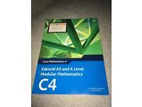 C4 a level text book edexcel
