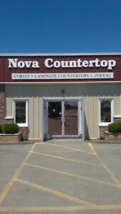 Laminate Countertops Available at Nova Countertop