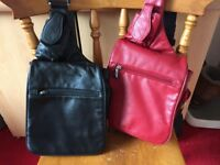 2 Travelon ladies shoulder bags, nearly new