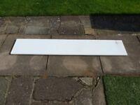 1 x length mdf window board only £5