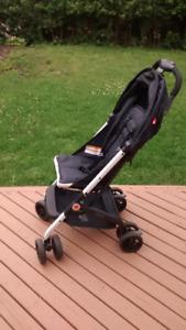 Qbit LTE stroller -  great for travel