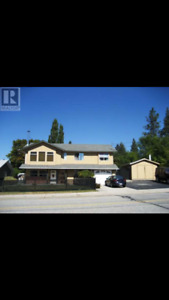 Penticton House Upper Suite for Rent! 3 Bed 2 Bath!!