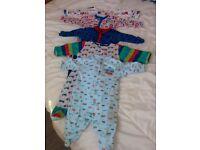Baby boy 0-3months bundles