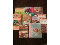 Job lot cook books