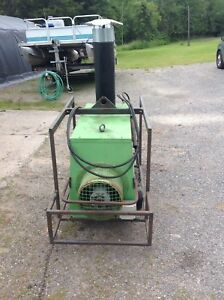 Patron 40 fuel oil fired equipment heater